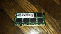 Memorija laptop DDR1 1gb Transcend