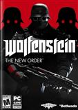 PC Igra Wolfenstein-The New Order (2014)