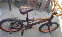 BMX totem capriolo