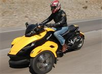 Can-am Spyder GS vozi B kat -08