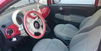 Fiat 500 1.4 16V benzin gas -07