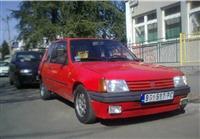 Peugeot 205 XS -89
