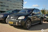 Mercedes Benz ML 500 -06