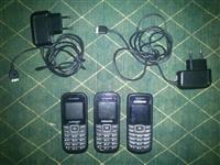 Samsung GT-E1200 3 komada rade na svim mrezama