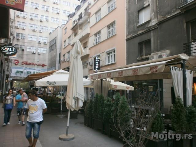Beograd Terazije Nusiceva Ulica 84m2 Beograd