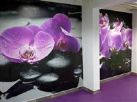 Lepljenje svih vrsta zidnih tapeta, fototapete