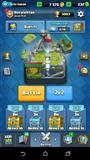 Clash Royale account Arena 10