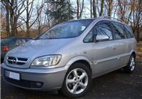 Opel Zafira 2.0 dti automatic -04