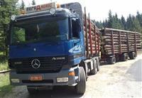 Mercedes Actros 3357 Sticar