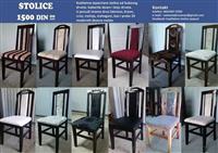 Kvalitetne trpezarijske stolice