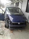 FIAT ULYSSE. Mini van. Boja Teget. Proizveden 2007