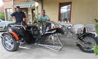 Harley Davidson trike 2014