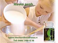 Stevija prah