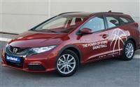 Honda Civic comfort mt tourer -14
