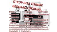 Otkup bele tehnike Beograd i okolina