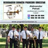 Pogrebni orkestar pleh muzika  sahrane Mladenovac