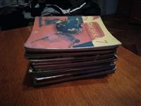 Prodajem polovne knjige za 7 razred