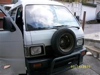 Daihatsu Hijet 4x4 -86