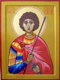 Ikona Sveti Georgije