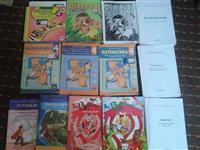 Knjige od 1 do 4 razreda