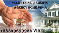 AGENCY HOME VIP-a AGENCY ZA NEKRETNINE KOSOVO