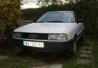 Audi 80 1.6 benzin/gas -92