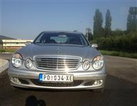 Mercedes Benz E 270 cdi elegance -04