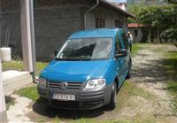 VW Caddy TDI -08