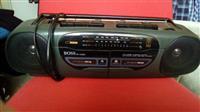 Boss MT-1223EQ radiokasetofoon