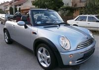 Mini One kabriolet nov -05