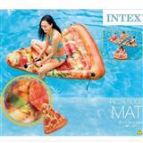 Dušek na naduvavanje Pizza Slice Intex