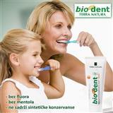 BIO DENT BASIC pasta za zube-bez fluora