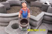 Kalupi za beton od poliestera i gume
