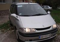 Renault Espace -01 plin registrovan