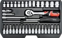 Ključevi gedore torex gedore set profi 38 kom
