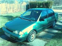 Suzuki Swift, sedan -90 plin, zamena