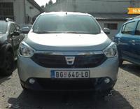 Dacia Lodgy laureate 1.5 dci 90 -12