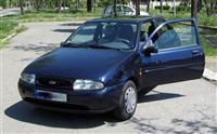 Ford Fiesta 16V, Zetec S Ghia -96