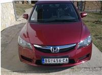 Honda Civic 1.8 lc sedan 4d -09