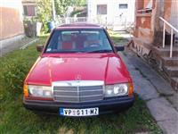 Mercedes 190 dizel -86