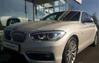 2016 BMW 118 d f20