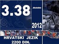 Auto Data 2012 - Hrvatski jezik
