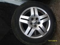 Alu felne za VW Golf 4 15 coli