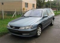 Peugeot 406 2.0HDI automatik -02