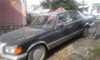 Mercedes 240d 126 -80