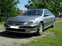 Peugeot 607 3.0 V6