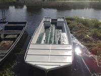 Smederevac metalni čamac 6 m dužine
