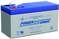 Baterija POWER-SONIC PS-1212 12V 1.2Ah