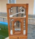 Nov kavez za ptice i kucne ljubimce-Vardarac