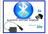 Auto gas oprema Bluetooth interface